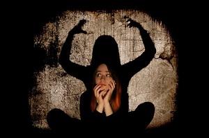 не можешь справиться подружись со страхом