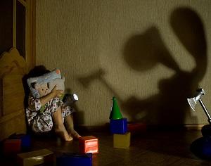 Детский страх быстро взрослеет