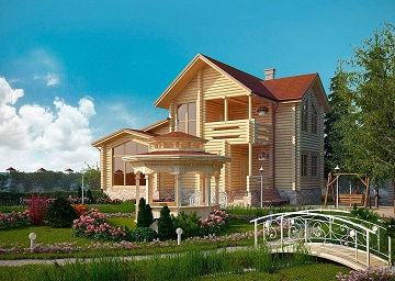 дом и его окружение по фэн-шуй