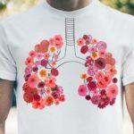 рисунок лёгких